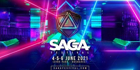 2021 SAGA Festival billets