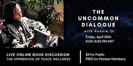 The Uncommon Dialogue - Live Book Discussion with Ronnie Qi tickets