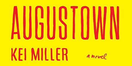 Book Discussion: Augustown by Kei Miller tickets