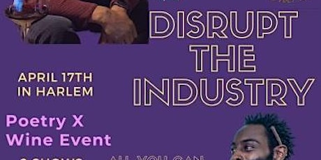Disrupt the Industry 2nd Show tickets