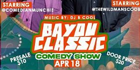 Bayou Classic Comedy Show tickets