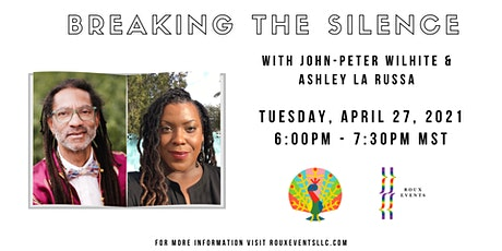 BREAKING THE SILENCE with John-Peter Wilhite and Ashley La Russa tickets