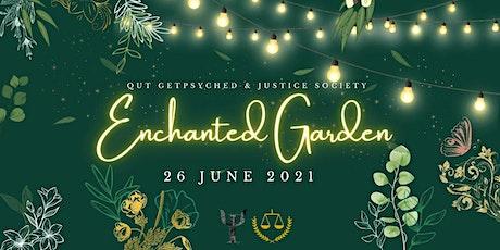 QUT Psychology x Justice Ball: Enchanted Garden tickets