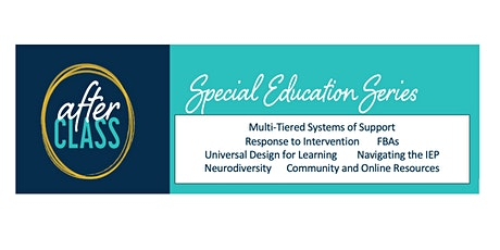 Special Education Series tickets