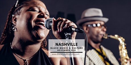 Black Music and Culture in Nashville Tennessee tickets