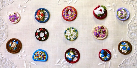 Small Wonders: Brooch making workshop tickets
