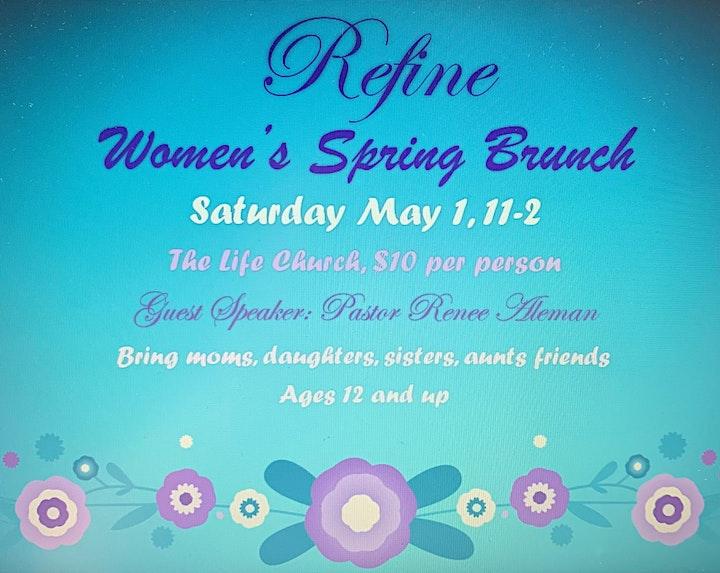 Refine Women's Spring Brunch image