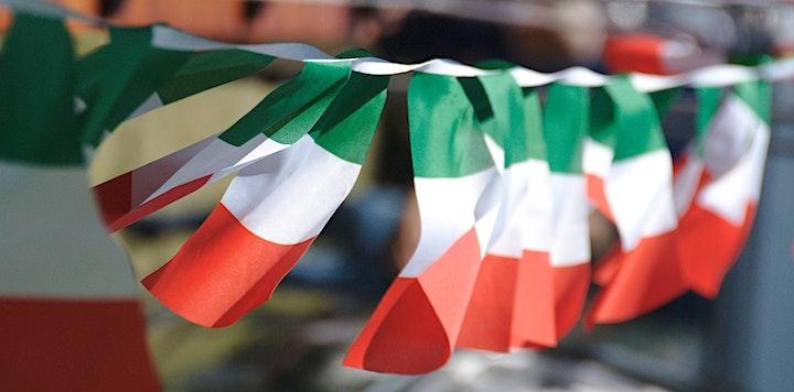 Catherine Vale Vines - Italian Festival - festa de maggio image