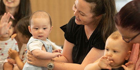 Greater Dandenong Libraries - Baby Bounce Outreach tickets