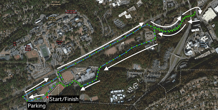 Red, White, and Blue 5K image