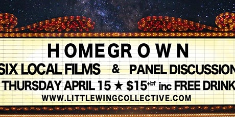 The Corner Gallery Cinema: HOMEGROWN tickets