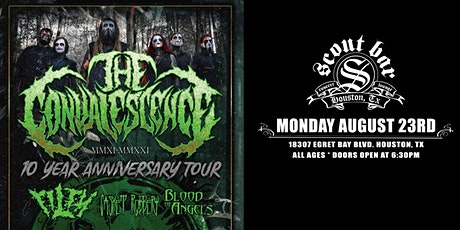 The Convalescence - 10 Year Anniversary Tour tickets