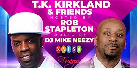 LOL Celebrity Comedy Show w/TK Kirkland (9PM) tickets