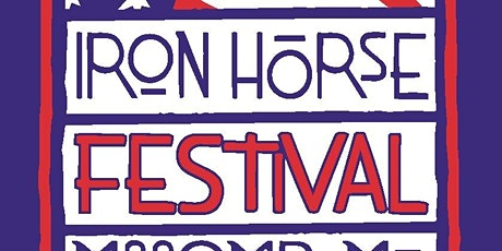 Iron Horse Music & Heritage Festival tickets