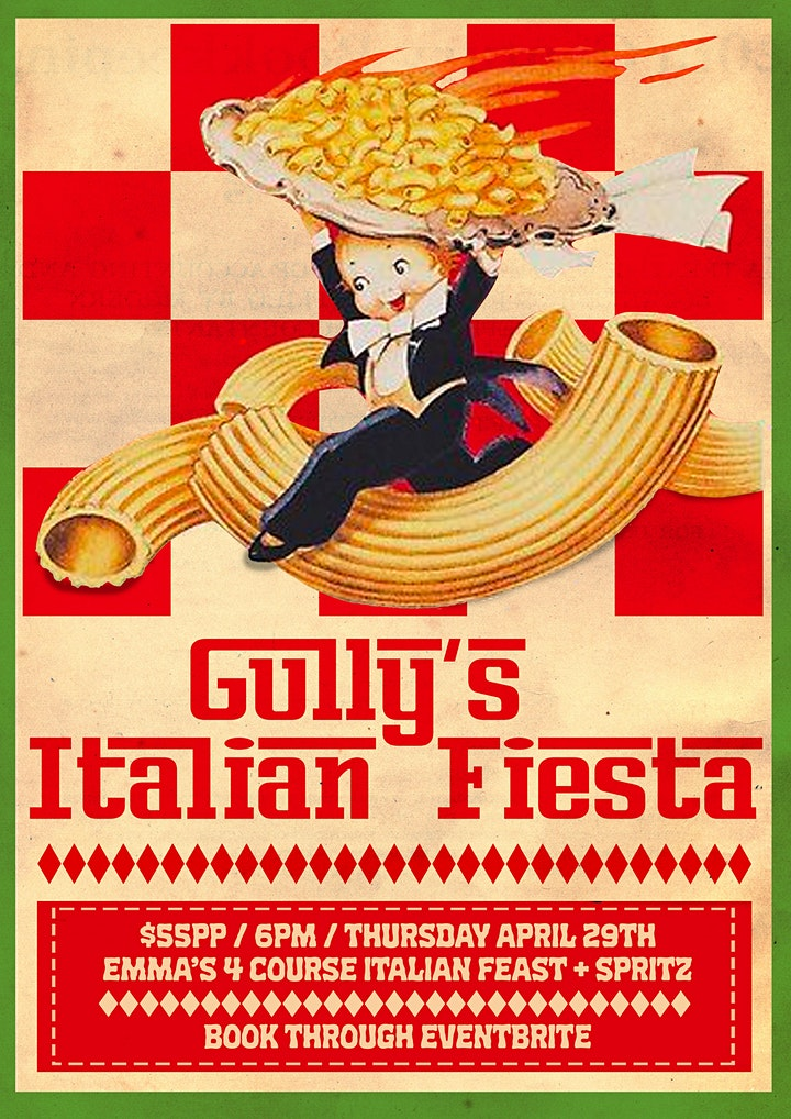 Gully's Italian Festa image