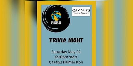 PaRBA Trivia Night tickets