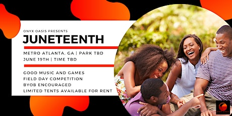 Juneteenth Celebration with Onyx Oasis tickets