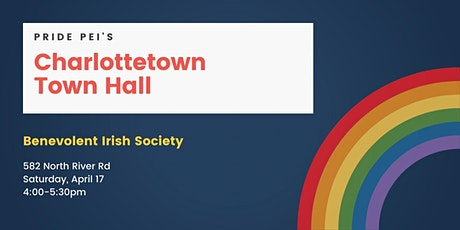 Charlottetown Town Hall tickets