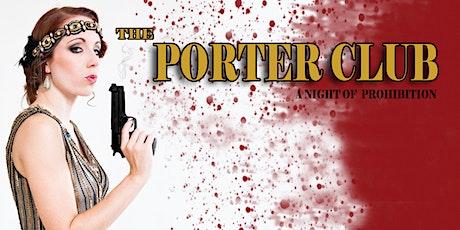 The Porterclub Speakeasy Night tickets