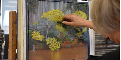 Beginners and Intermediate Pastels (Adults) - 4 classes for $40 tickets