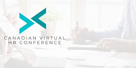 Canadian Virtual HR Conference tickets
