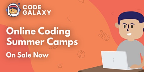 Young Coders: Games and Animations with Scratch (7-10 years old) tickets