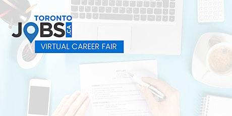Canadian Virtual Career Fair tickets