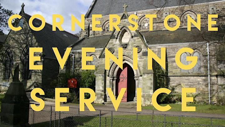 Cornerstone Evening Service image