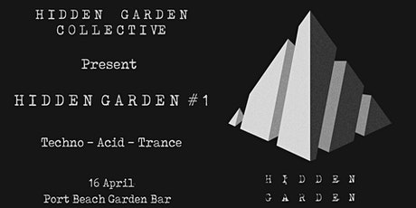 Hidden Garden #1 tickets