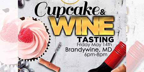 Cupcake & Wine Tasting tickets