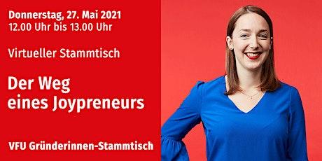 VFU Virtueller Gründerinnen-Stammtisch, 27.05.2021 Tickets
