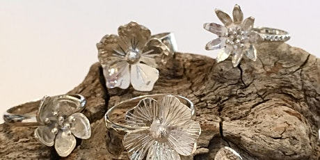 Flower Rings - Discovery Workshop with Jasmine Swales tickets