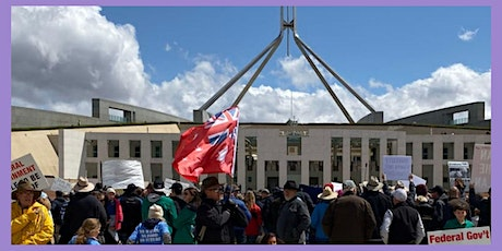 The People v Canberra: How to Win Back our Democracy? tickets