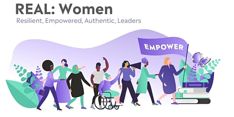 REAL (Resilient Empowered Authentic Leaders) Programme for Women tickets