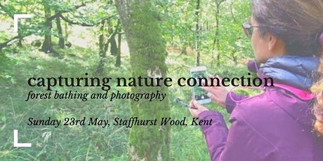 Capturing Nature Connection tickets