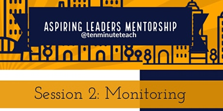 Aspiring Leaders: Session 2 - Monitoring tickets