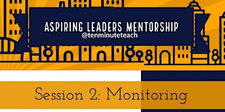 Aspiring Leaders: Session 2 - Monitoring biglietti
