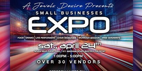 Small Business Expo Event tickets
