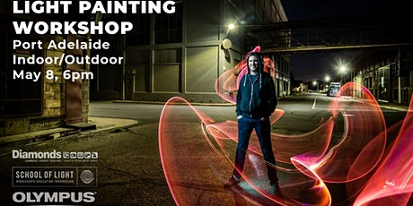 Light Painting Workshop with Denis Smith tickets