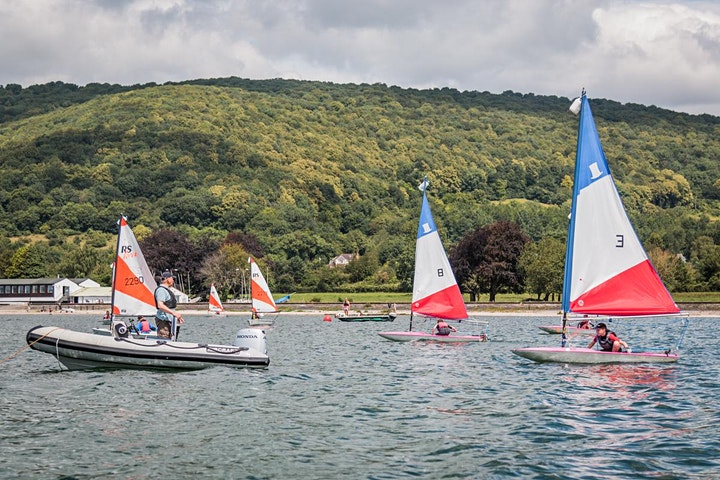 Monthly BCYC Junior Weekend - Saturday or Sunday All Day Sailing image