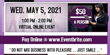 DO NOT MIX BUSINESS WITH PLEASURE ... tickets