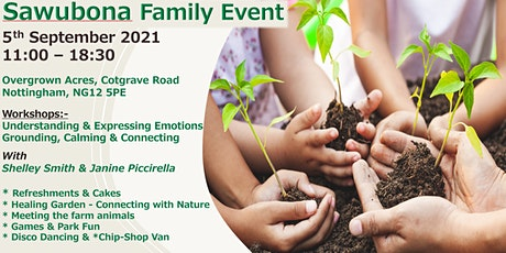 Sawubona Family Event tickets