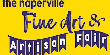 The Naperville Fine Art & Artisan Fair tickets
