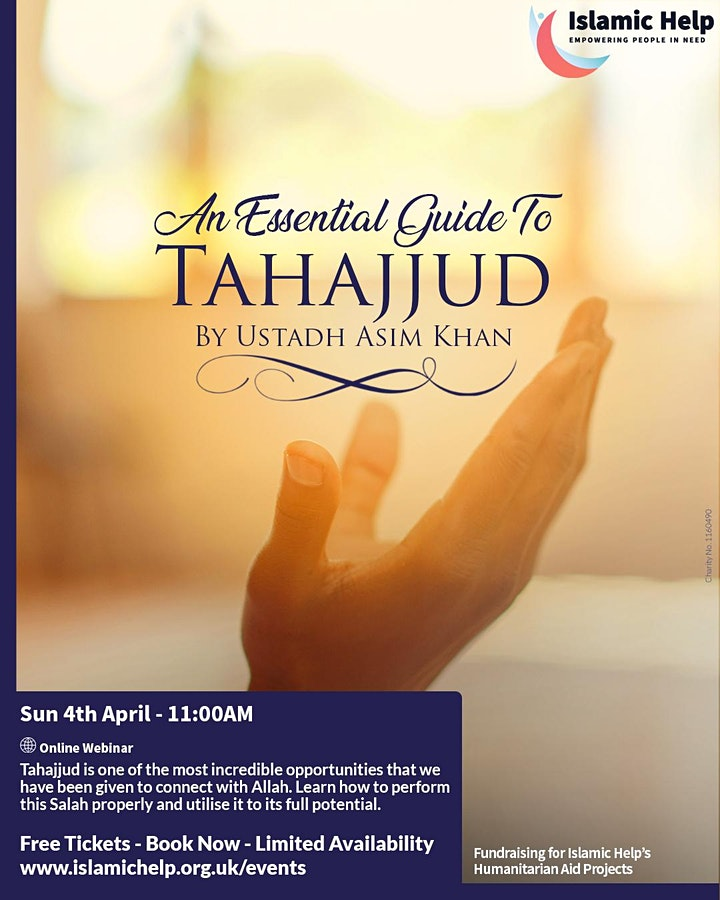 An Essential Guide To Tahajjud image