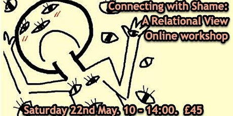 Connecting with Shame: A Relational View - with Alan Leach tickets