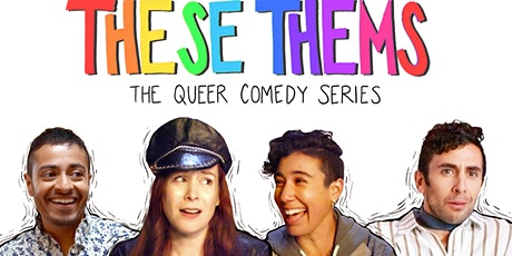Reel Queer Screening + Q&A: THESE THEMS tickets