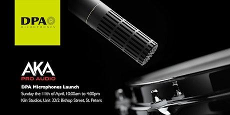 AKA Pro Audio - DPA Microphones Launch @ Kiln Studios tickets