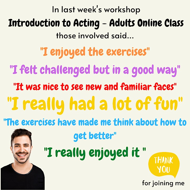 Connect and Create! Online Weekly Workshops image
