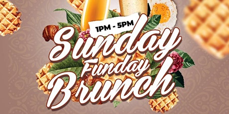 """SUNDAY FUNDAY BRUNCH """"BACKYARD BOOGIE"""" tickets"""