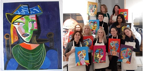 """Paint Like Picasso""  Workshop II tickets"